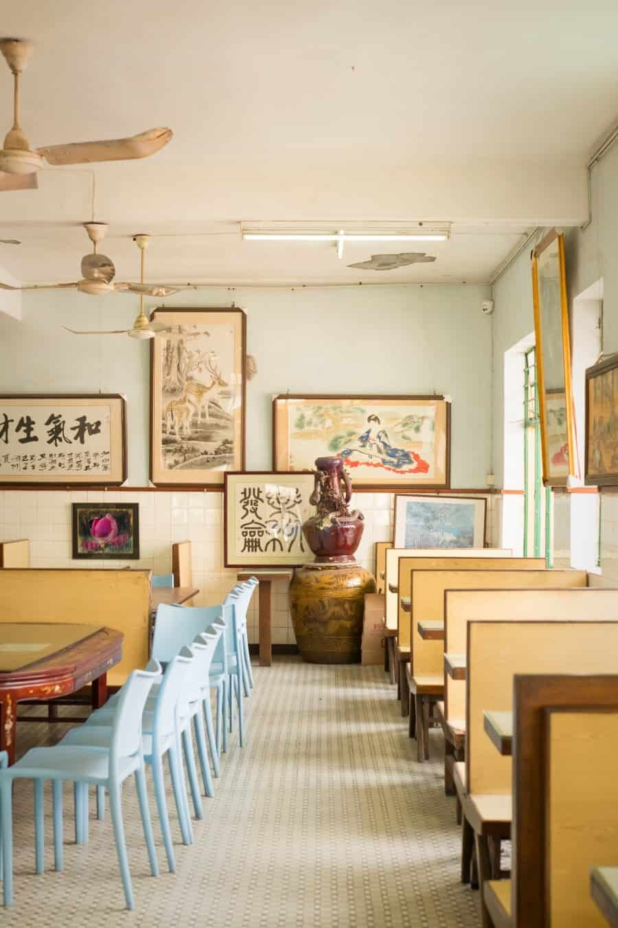 Long wa teahouse Macao - Macao photography and food locations