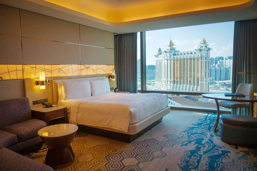 Galaxy Macao Hotel and Casino - Macao photography locations
