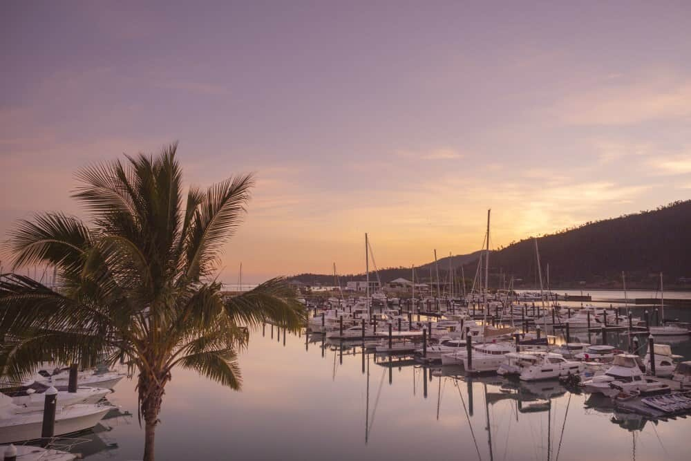 Where to stay in Airlie Beach? At the Mantra Boathouse Apartments, Airlie Beach, Queensland