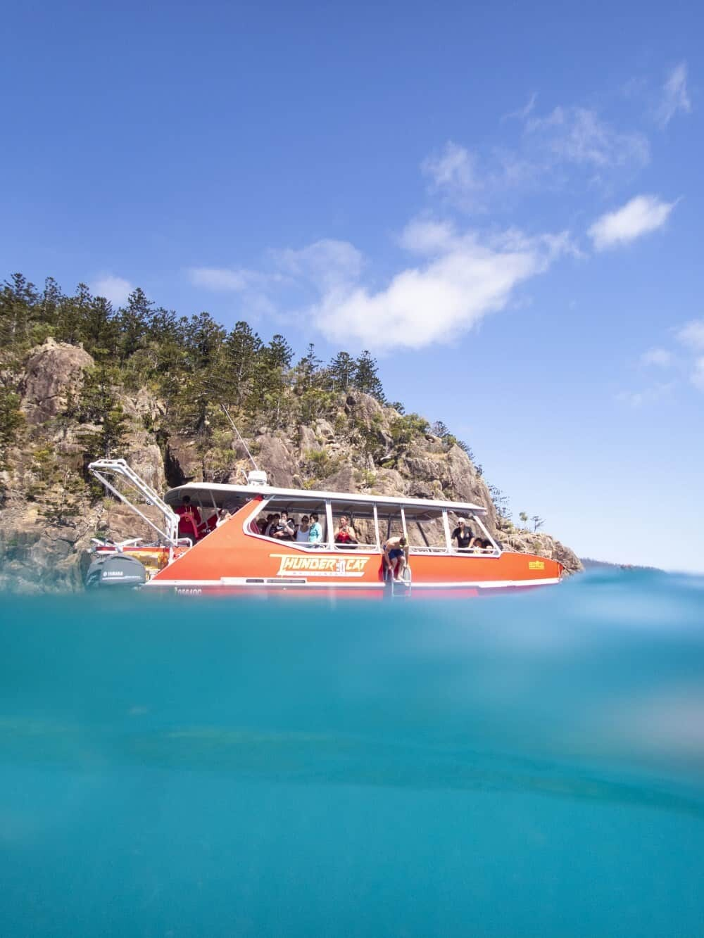 Red Cat Adventures , Whitsunday Islands