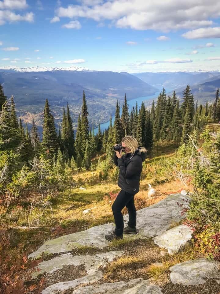 Revelstoke, British Columbia - Meadows in the Sky Parkway