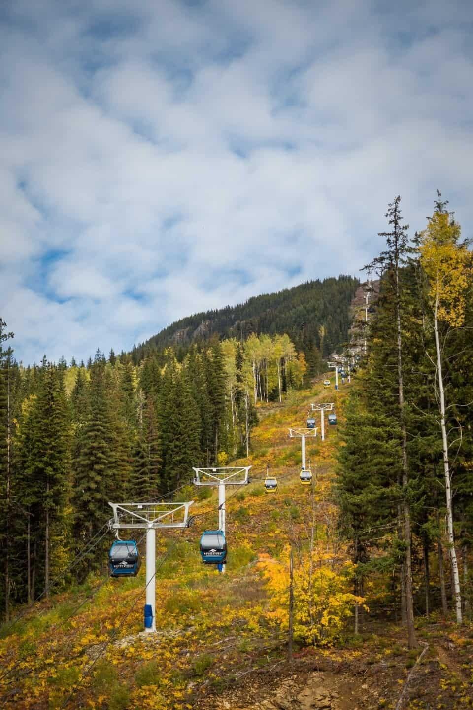 Revelstoke Mountain Resort, Revelstoke, British Columbia