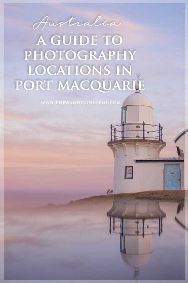 Port Macquarie Photography Location Guide, New South Wales, Australia