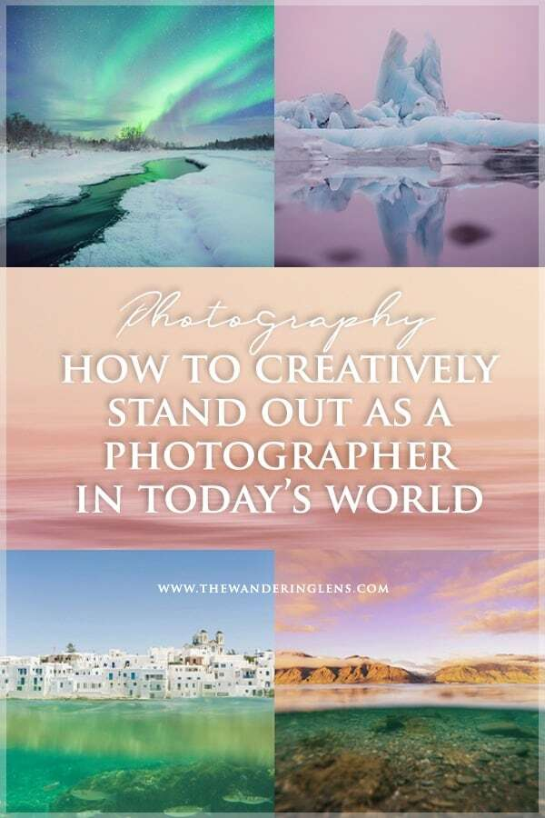 How to Stand Out as a Photographer Today - Photography
