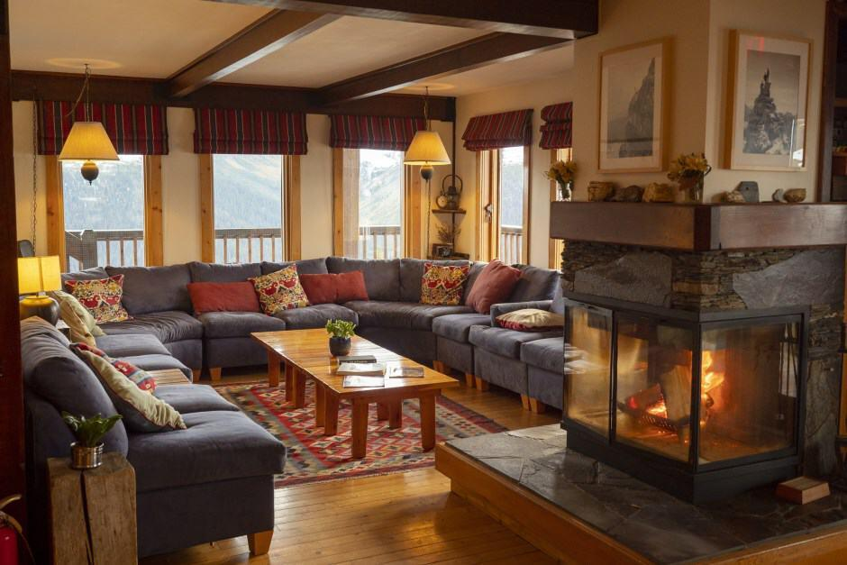 Purcell Mountain Lodge, Golden British Columbia, Canada