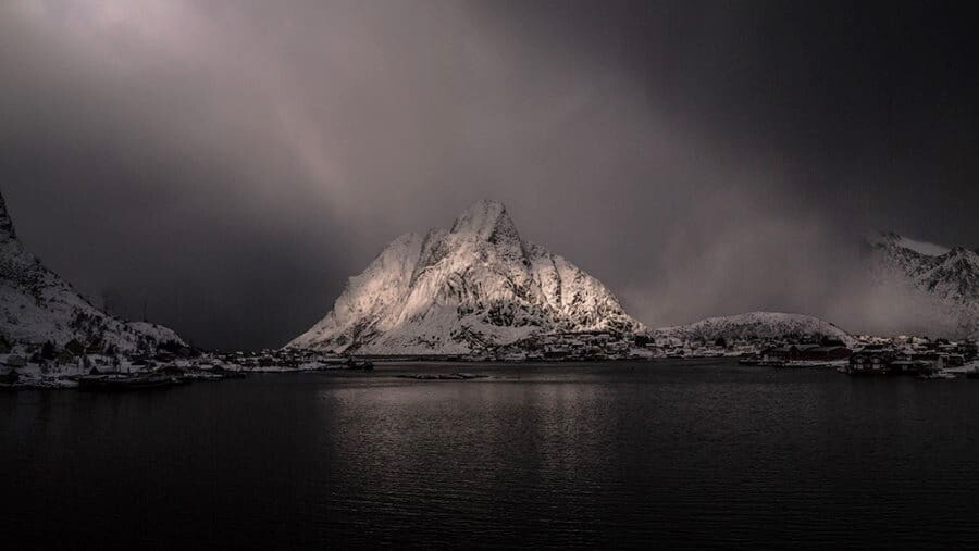 Photographer Neil Bloem Interview - Lofoten Islands