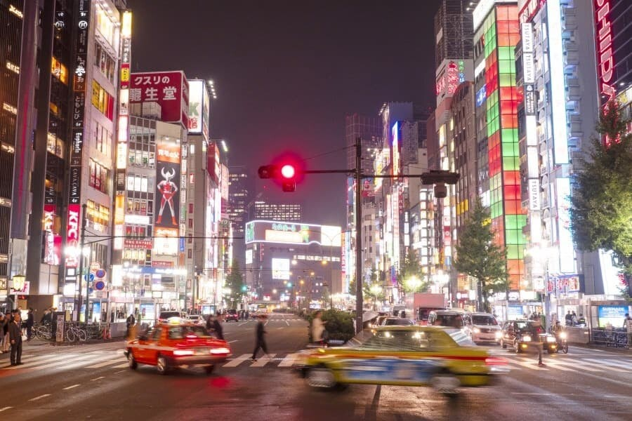 Shinjuku, Tokyo Photography Locations - A Photographer's Guide to Photo Spots in Tokyo