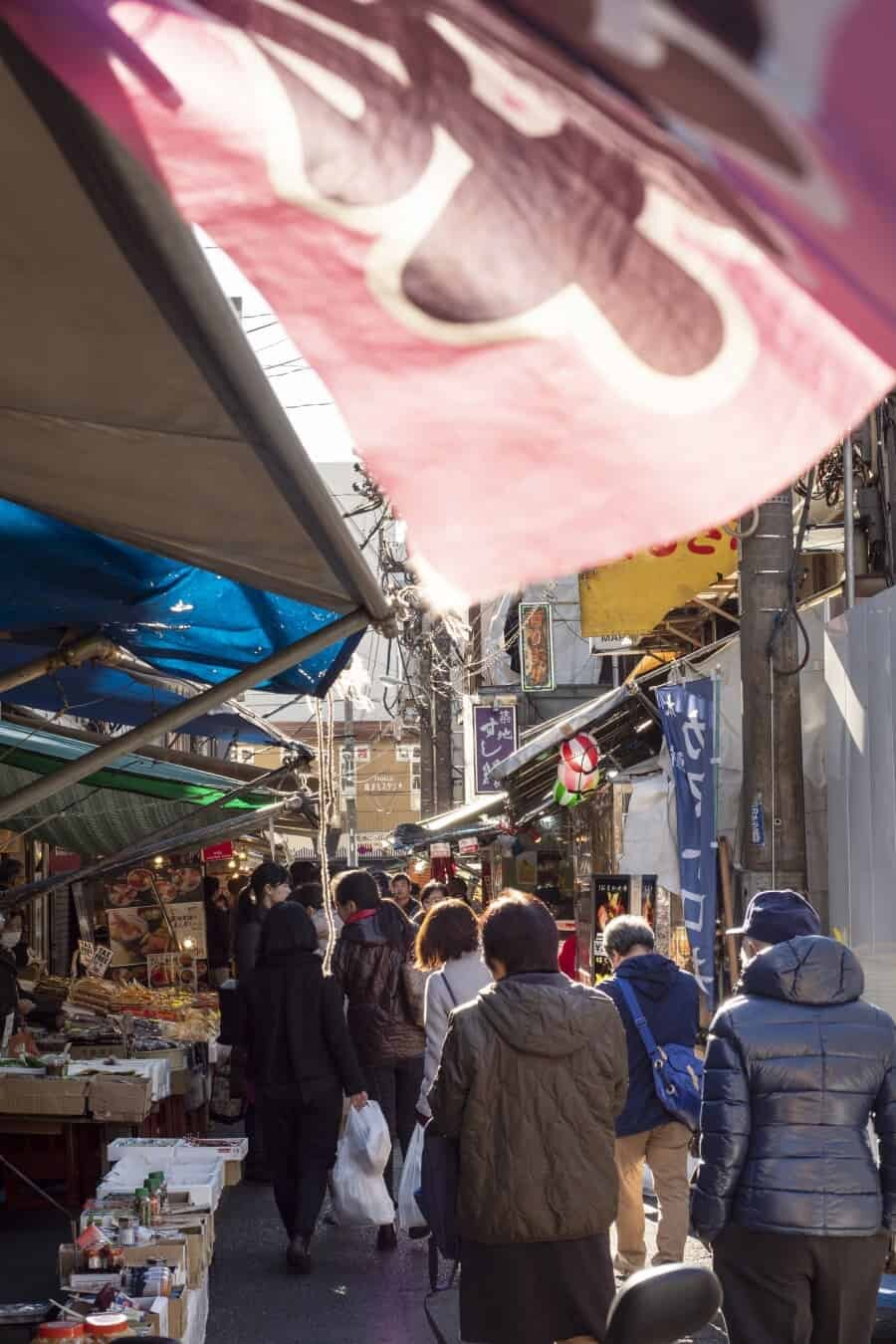 Tsukiji Fish Market, Tokyo Photography Locations - A Photographer's Guide to Photo Spots in Tokyo