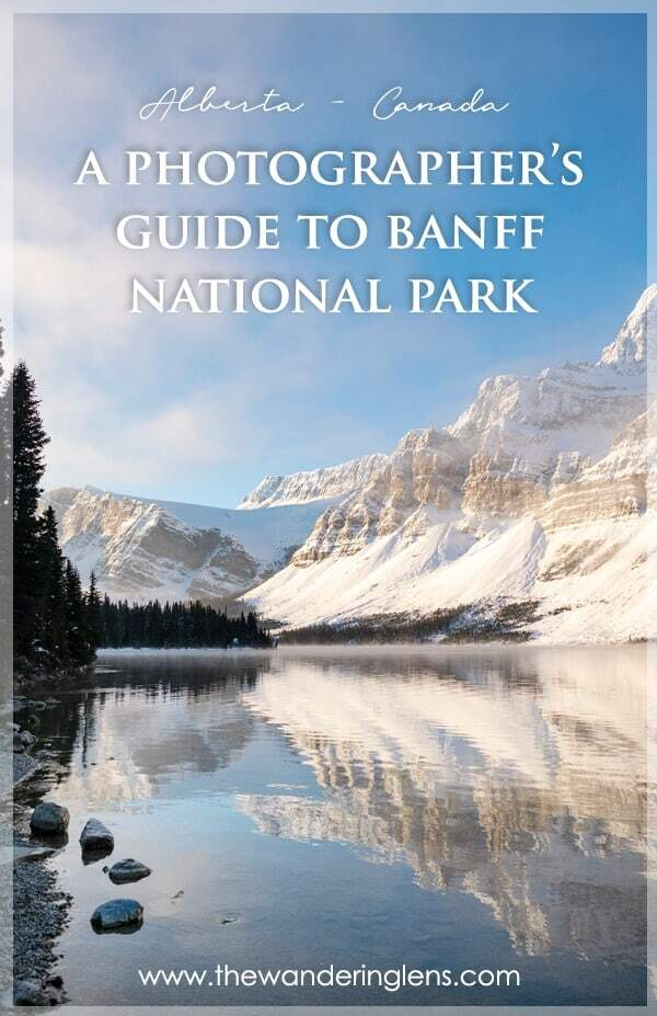 Banff National Park Photography Locations