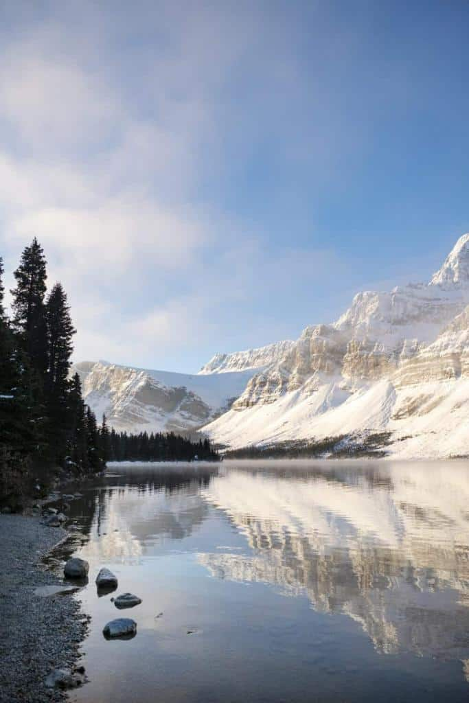 Banff National Park Photography Guide - Bow Lake