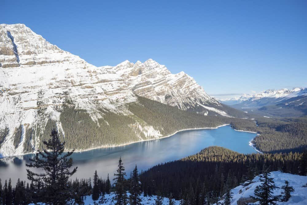 Banff National Park Photography Guide - Peyto Lake