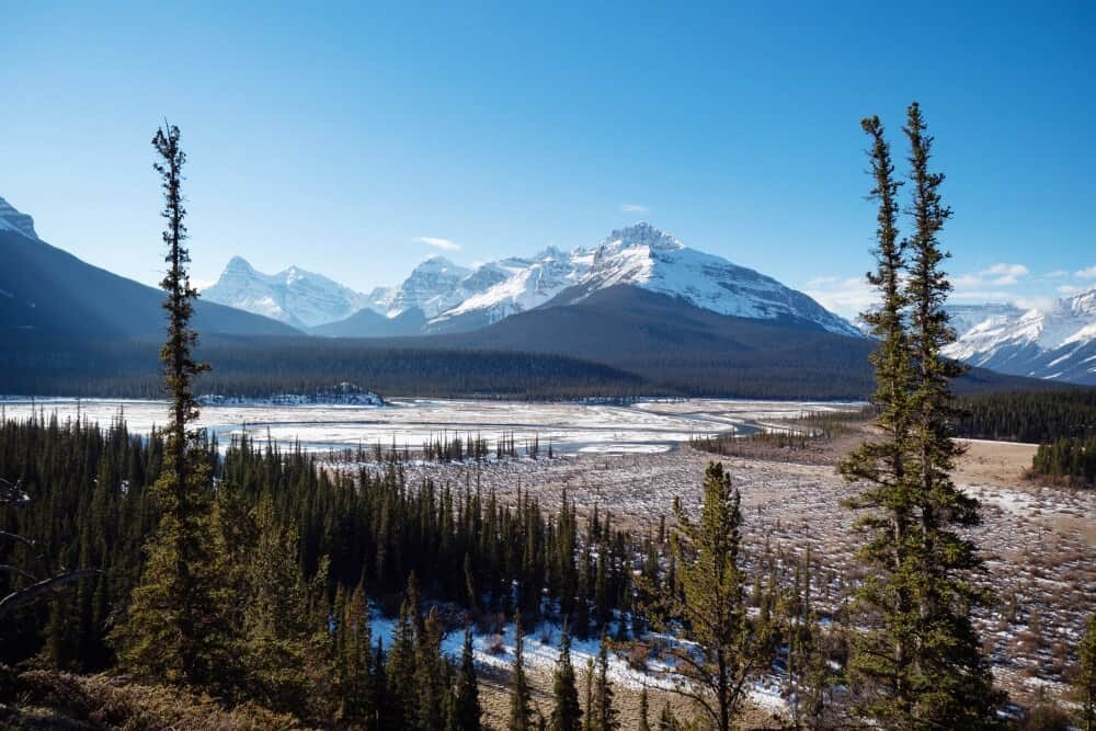 Banff National Park Photography Guide - Icefields Parkway