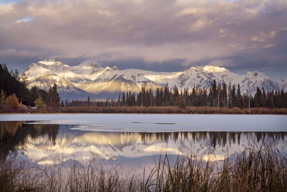 Banff National Park Photography Guide - Vermilion Lakes