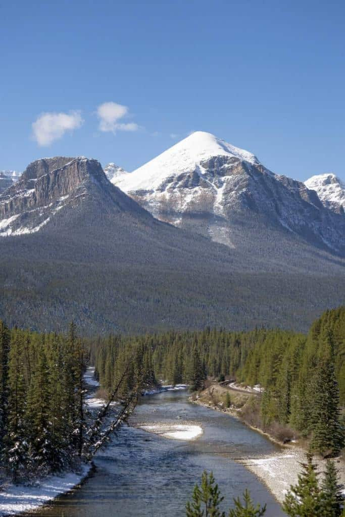 Banff National Park Photography Guide - Bow Valley Parkway