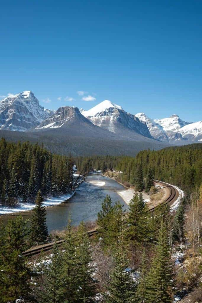 Banff National Park Photography Guide - Bow Vallery Parkway