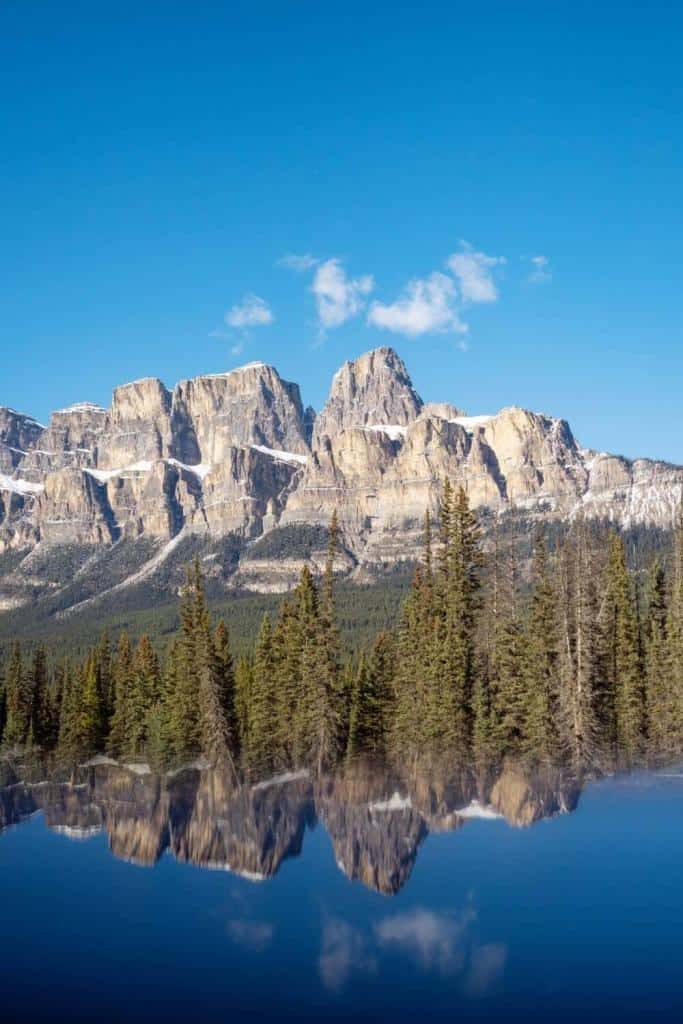 Banff National Park Photography Guide - Castle Mountain