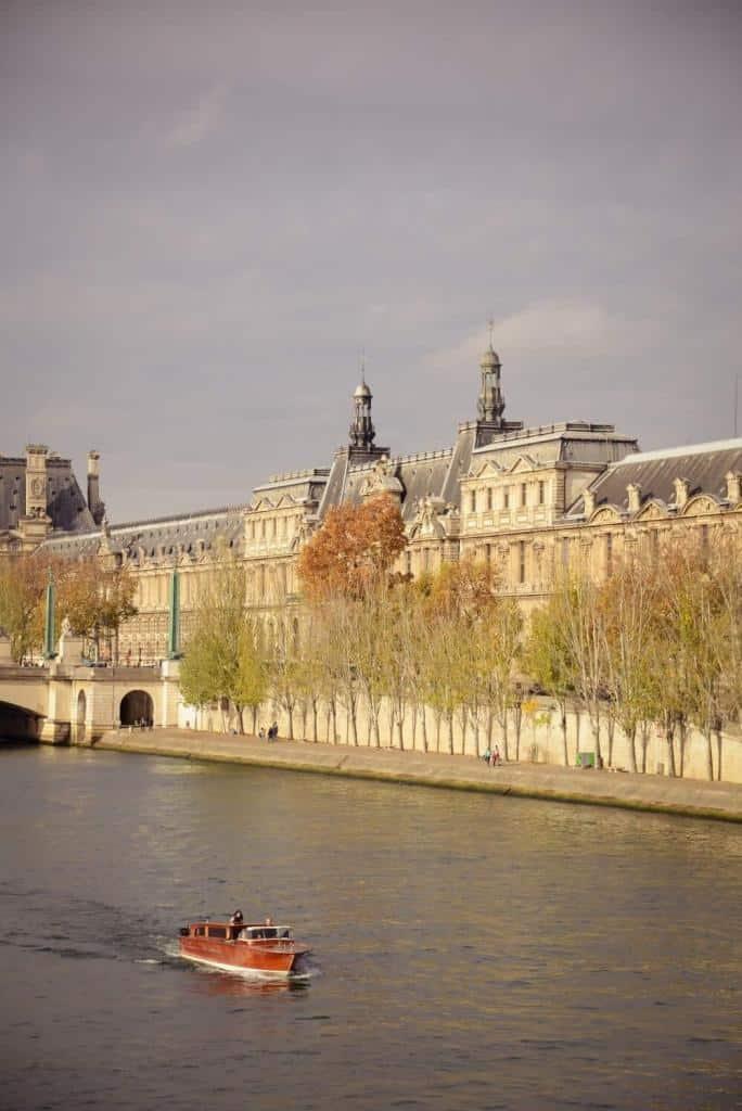 Left Bank Paris Photographs from the Seine to Tour Montparnasse