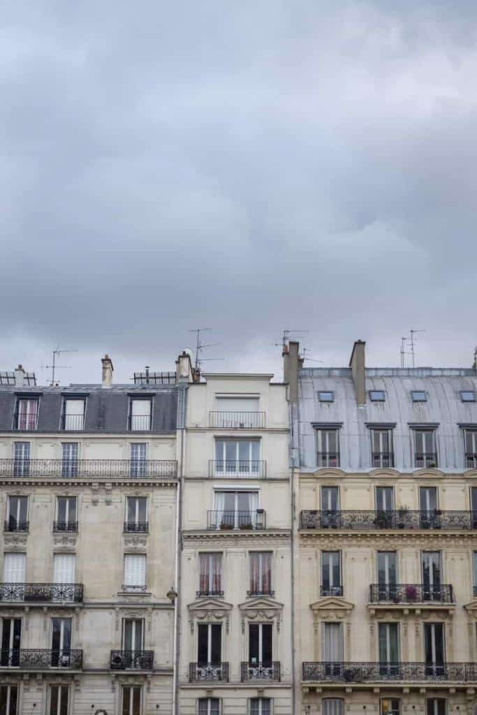 Left Bank Paris photography