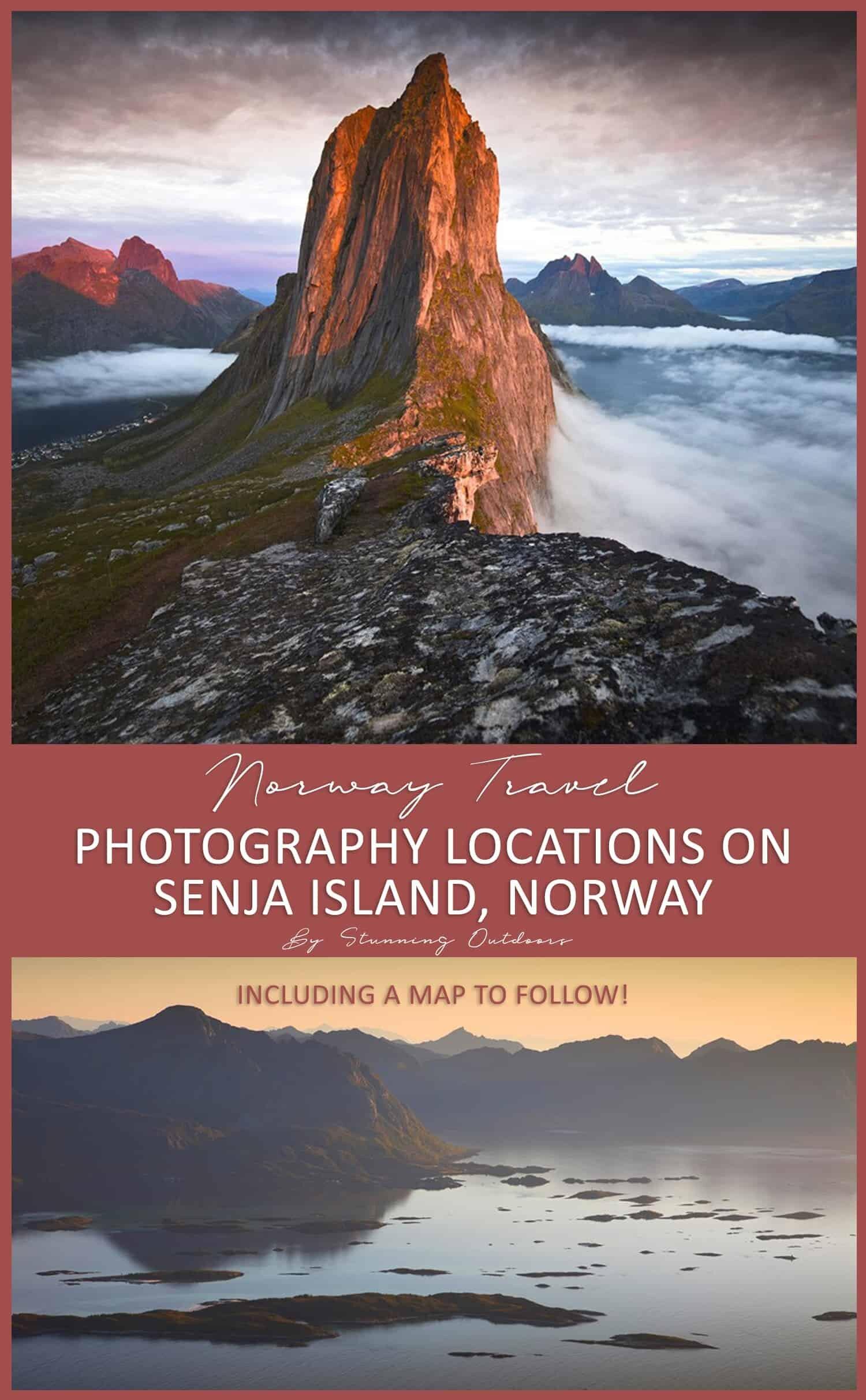 Senja Photography Locations