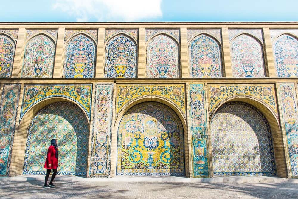 Iran travel guide and photography locations