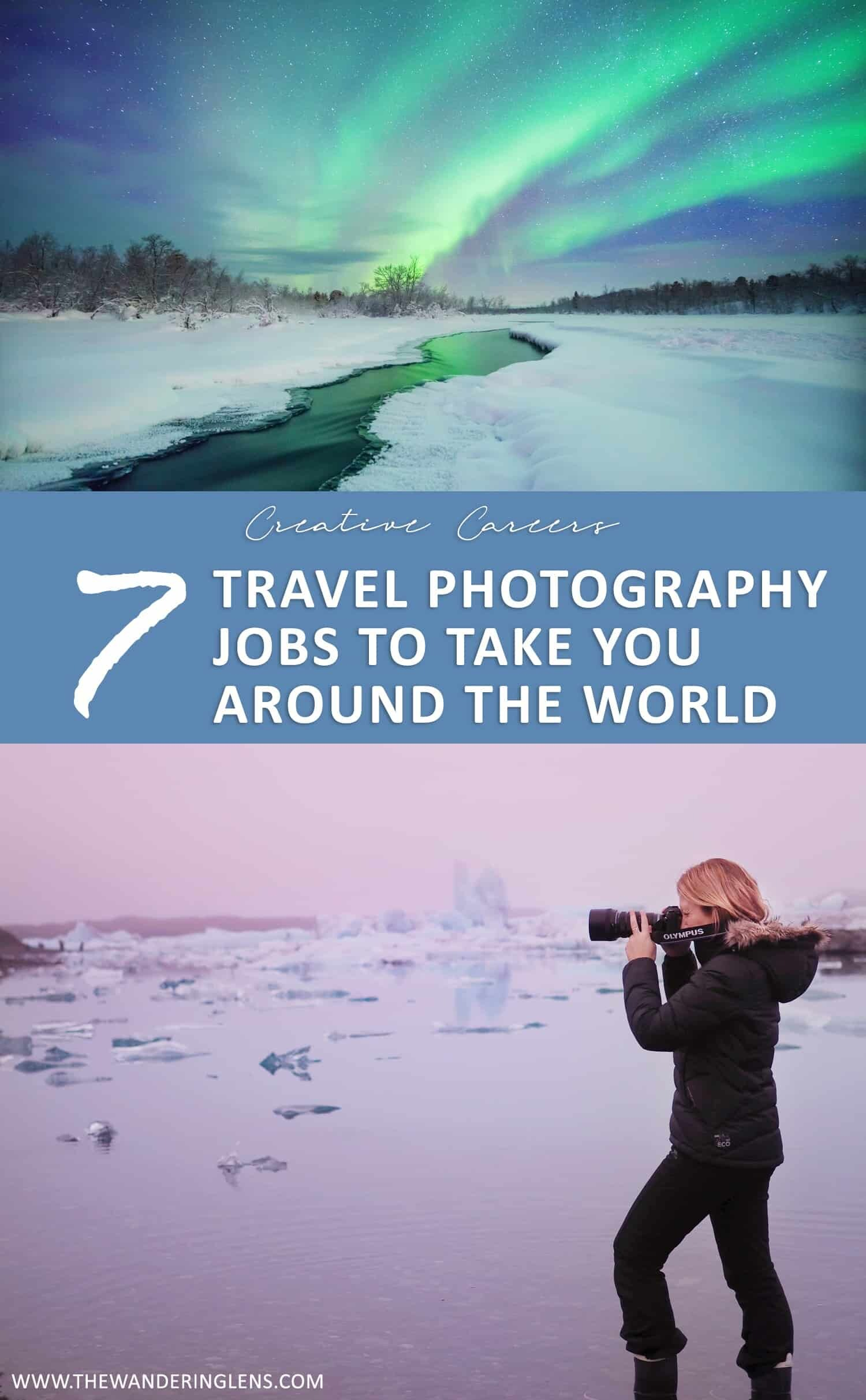 Travel photography jobs to travel the world as a travel photographer