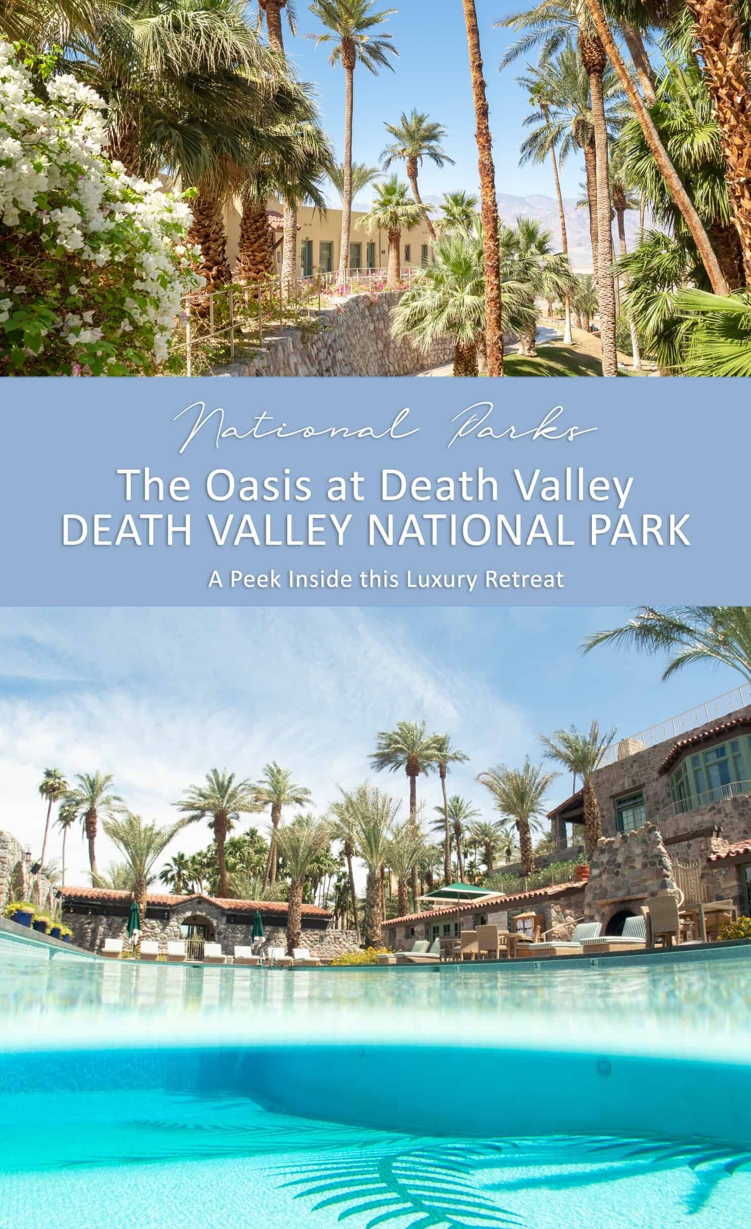 The Oasis at Death Valley - Where to stay in Death Valley National Park