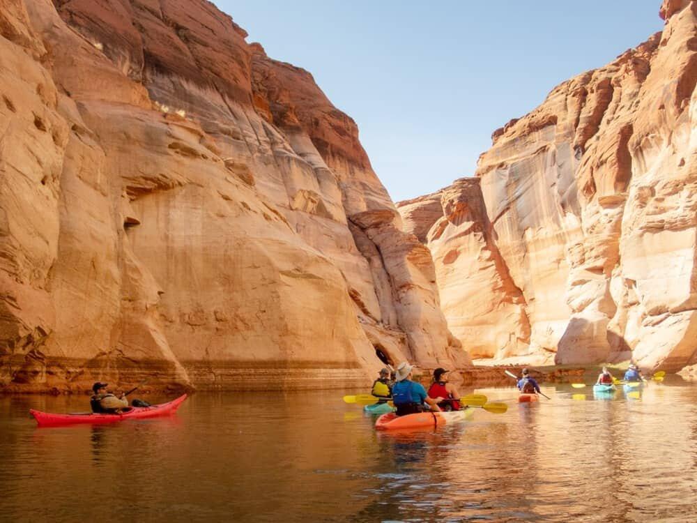 Lake Powell Arizona Photography Locations