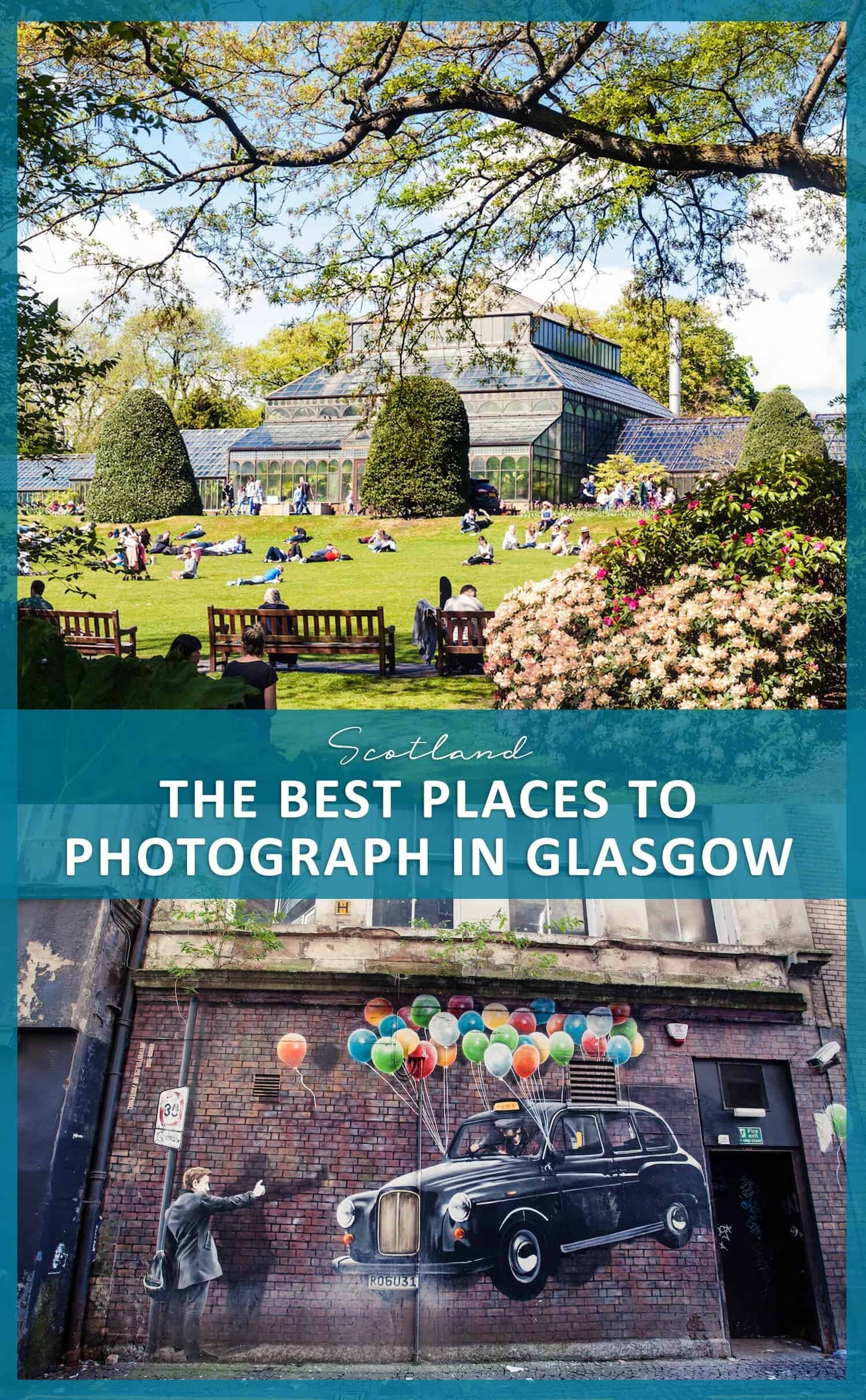 Glasgow Photography Locations - A Photographer's Guide to this vibrant Scottish City
