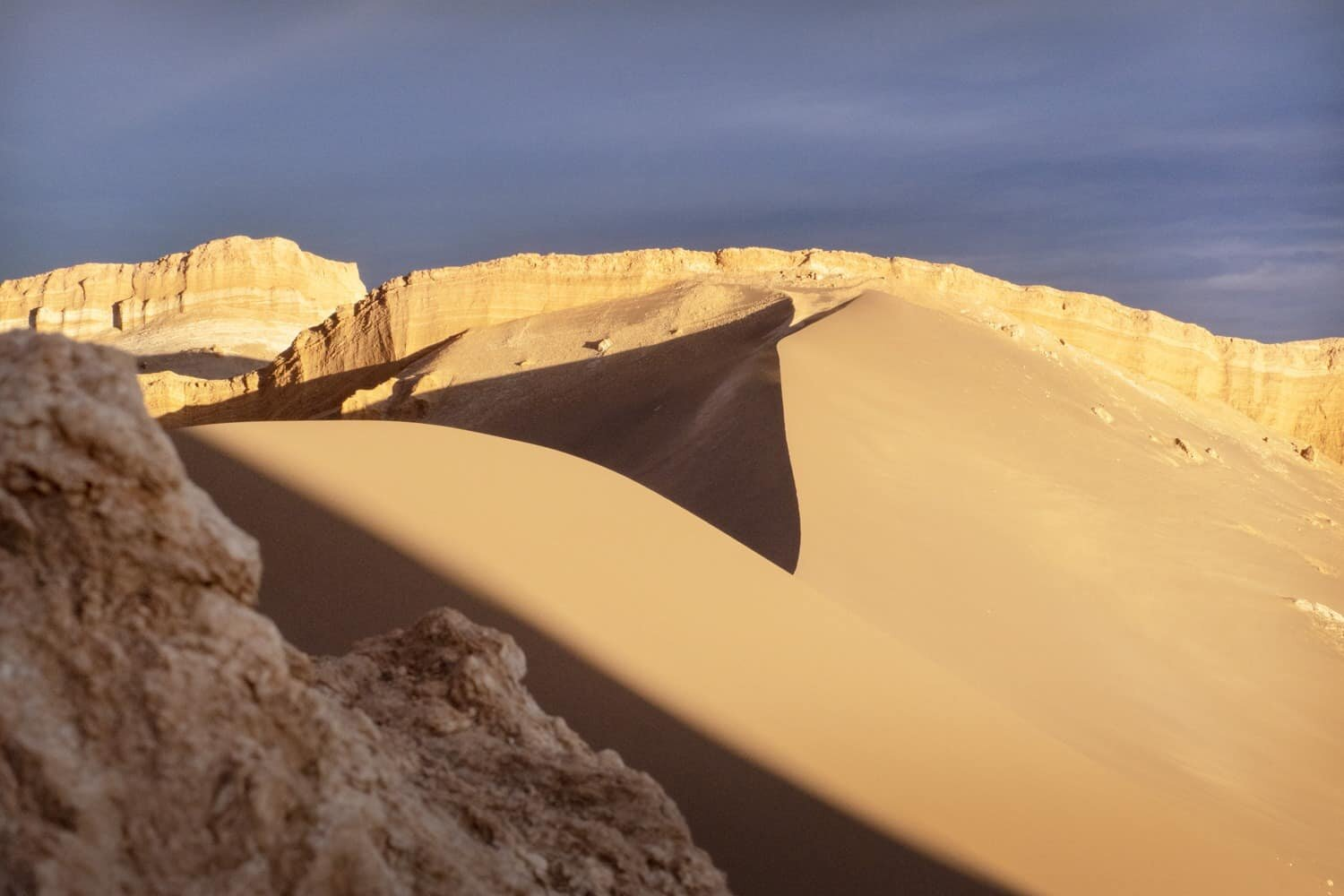 Valle De La Luna A Landscape Photographer Advneture In Chile