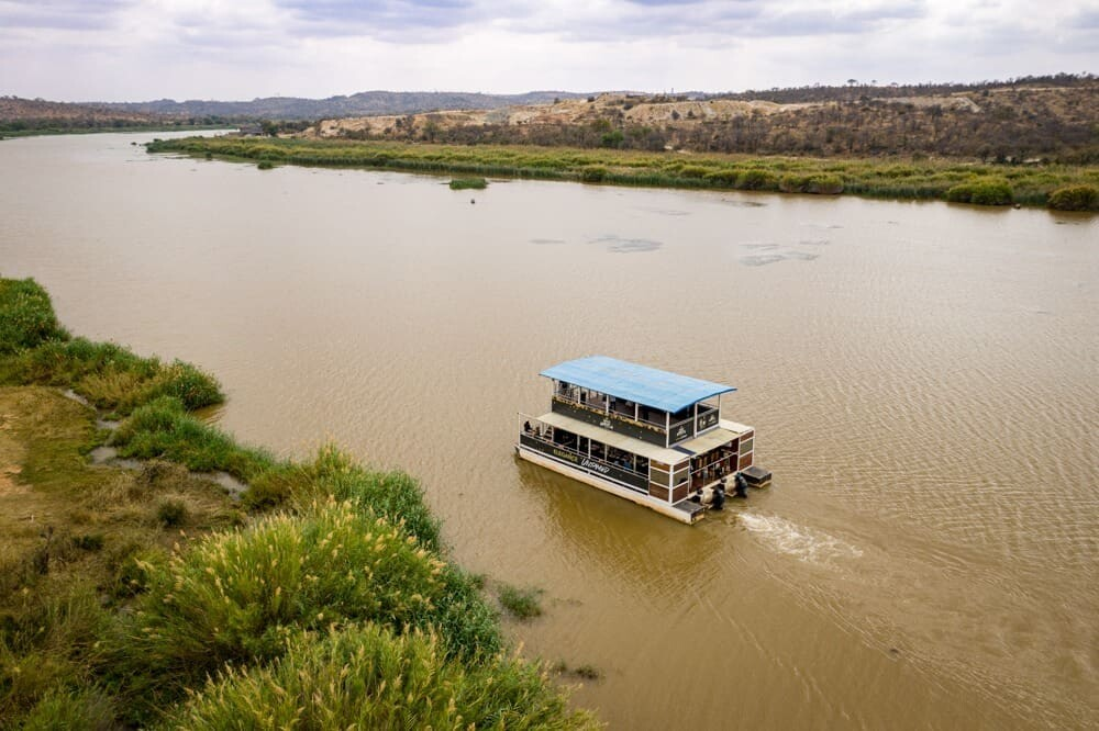 Olifants River Cruise, Hoedspruit, South Africa