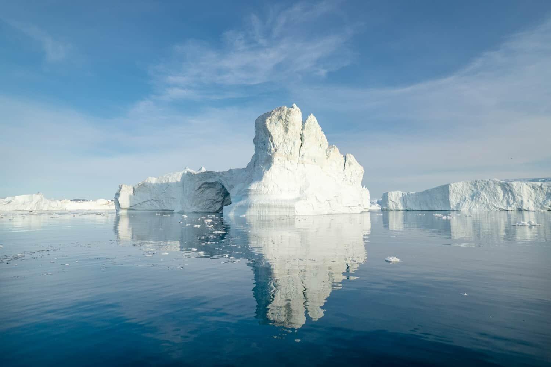 Ilulissat Groenland Lieux de photographie