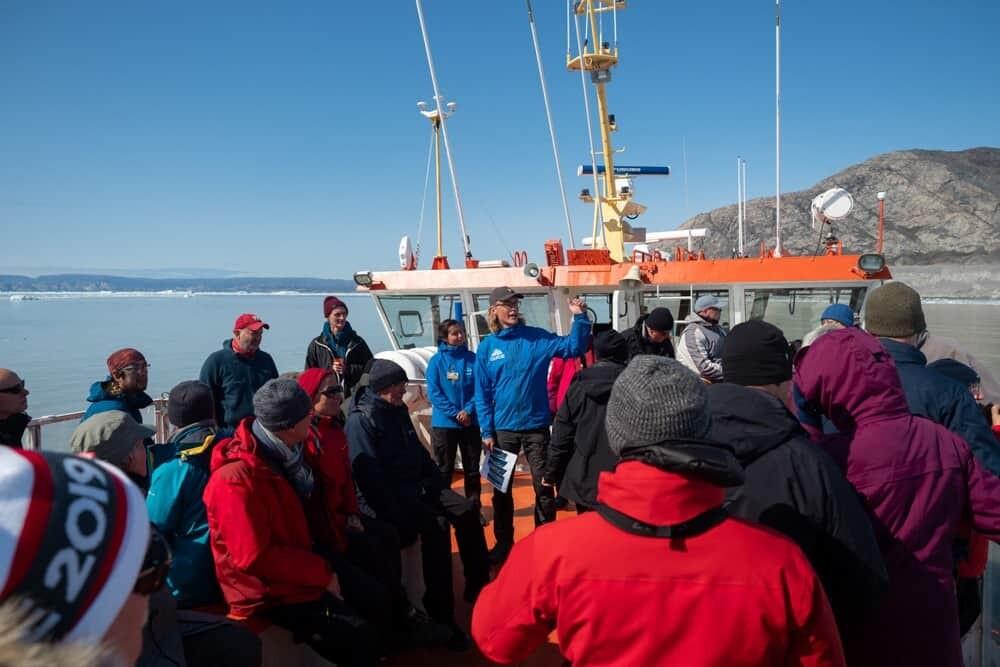 Greenland Glacier Lodge Eqi - World of Greenland