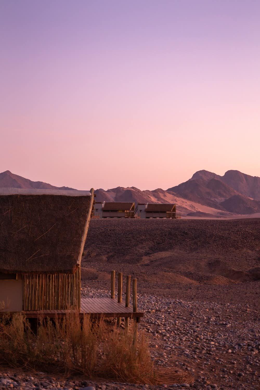 Kulala Desert Lodge, Wilderness Safaris Namibia