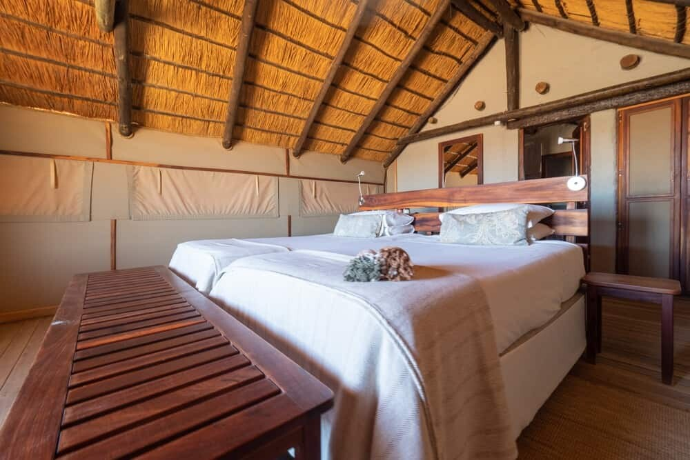 Kulala Desert Lodge, Wilderness Safaris Namibia