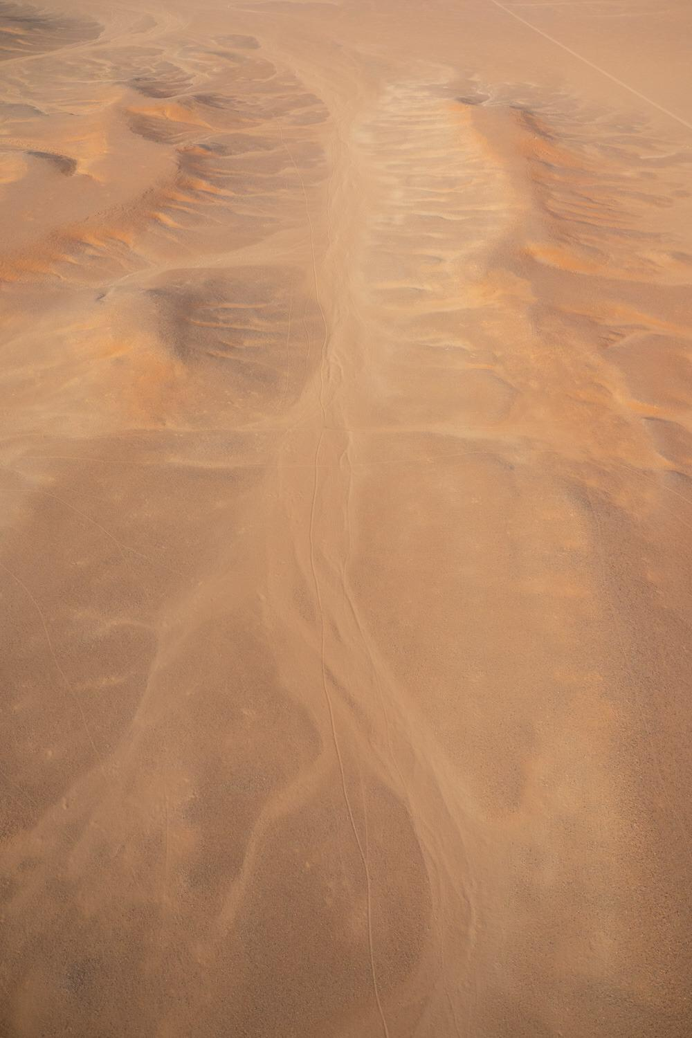 Aerial Photography in Namibia