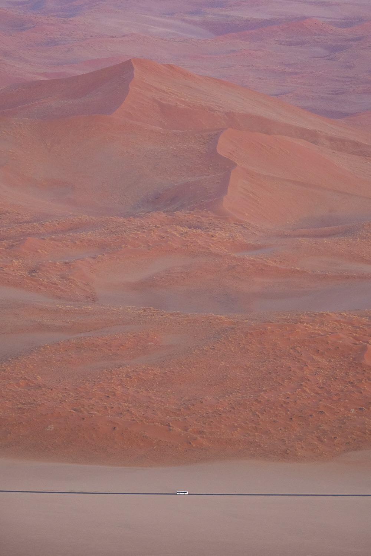 Hot Air Balloon Namibia and Sossusvlei