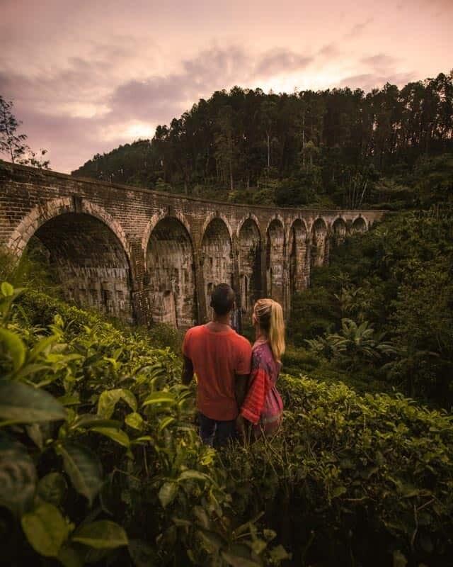 Meilleurs lieux de photographie au Sri Lanka