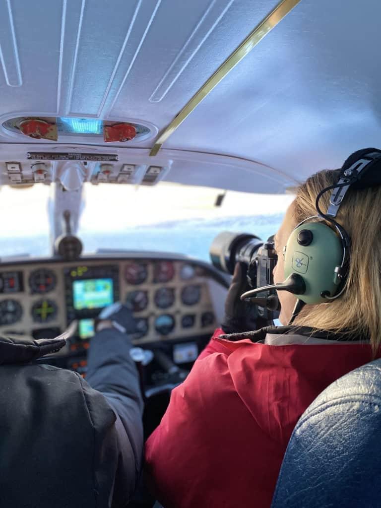 Greenland scenic flight - Ilulissat, Greenland