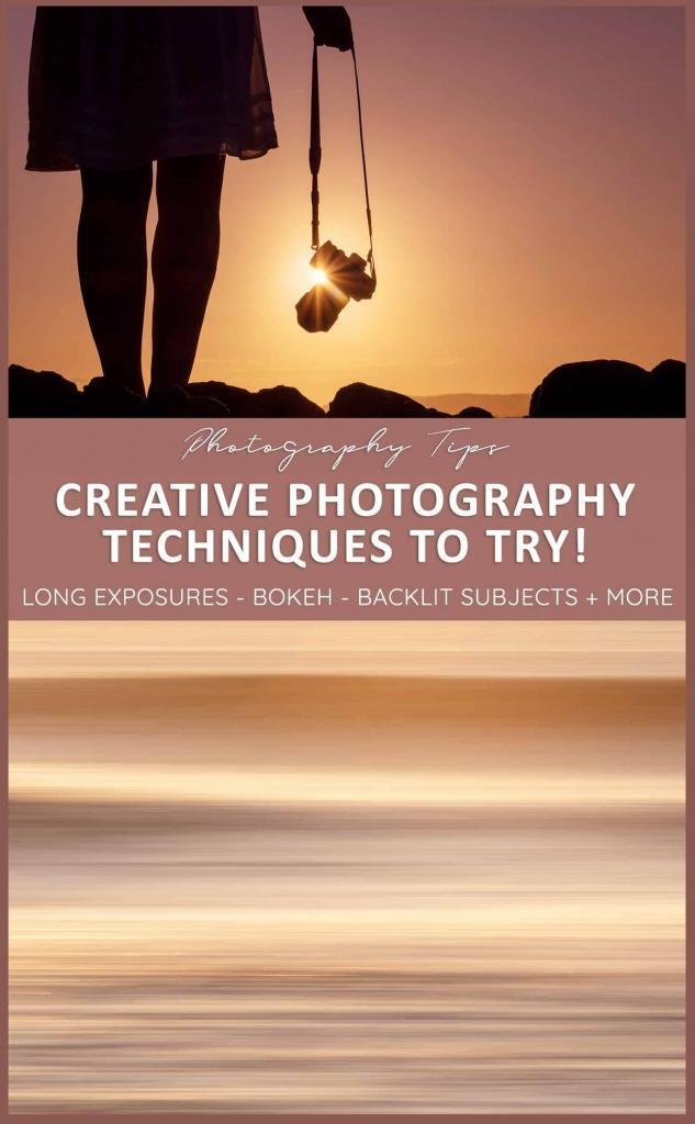 Creative Photography Techniques to try with your Camera