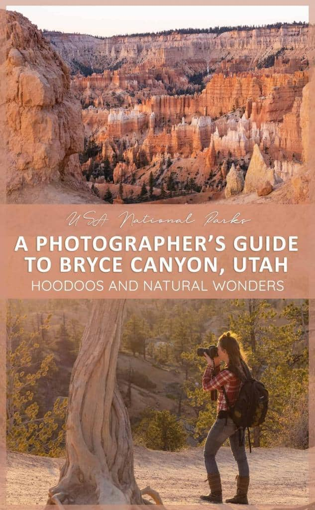 Bryce Canyon Photography Locations, Utah - US National Parks