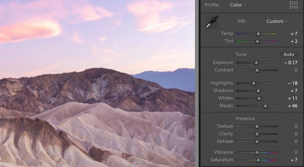 Editing Pastel Colours in Lightroom