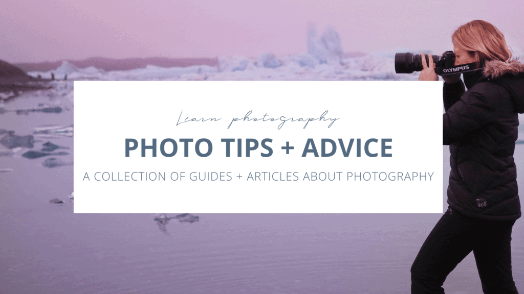 Photography tips and creative advice - A library of photography articles to help readers learn photography